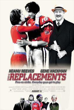 Nolitours Rushes Football Film Festival - The Replacements