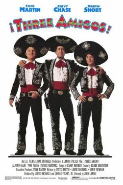 Three Amigos! - Presented at The Great Digital Film Festival 2012