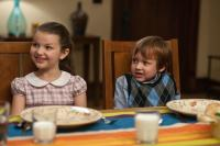 LITTLE FOCKERS, from left: Daisy Tahan, Colin Baiocchi, 2010. ph: Glen Wilson/©Universal Pictures