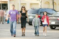 JUST GO WITH IT, l-r: Adam Sandler, Jennifer Aniston, Griffin Gluck, Bailee Madison, 2011, ©Columbia Pictures