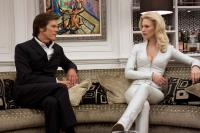 X-MEN: FIRST CLASS, l-r: Kevin Bacon, January Jones, 2011, ph: Murray Close/TM and Copyright ©20th Century Fox Film Corp. All rights reserved.