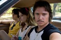 SKATELAND, from left: Shiloh Fernandez, Ashley Greene, Heath Freeman, 2010. ph: Steve Dietl