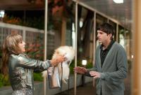 NO STRINGS ATTACHED, from left: Ophelia Lovibond, Ashton Kutcher, 2011. ph: Dale Robinette/©Paramount Pictures