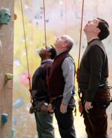 CEDAR RAPIDS, from left: Isiah Whitlock Jr., Mike OMalley, Ed Helms, 2011. ph: Zade Rosenthal/TM and Copyright ©Fox Searchlight Pictures. All rights reserved.