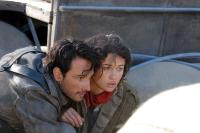 THERE BE DRAGONS, from left: Rodrigo Santoro, Olga Kurylenko, 2011. ©Samuel Goldwyn Films