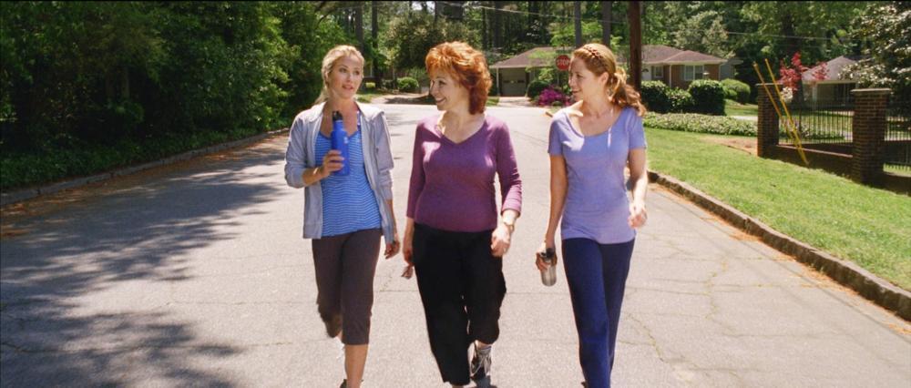 HALL PASS, from left: Christina Applegate, Joy Behar, Jenna Fischer, 2011. ©Warner Bros.