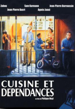 Cuisine et Dependances