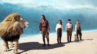 THE CHRONICLES OF NARNIA: THE VOYAGE OF THE DAWN TREADER, from left: Ben Barnes, Georgie Henley, Skandar Keynes, Will Poulter, 2010. TM  ©Twentieth Century Fox Film Corp. All rights reserved
