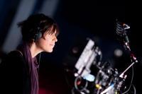 THE ARBOR, director Clio Barnard, on set, 2010. ©Strand Releasing