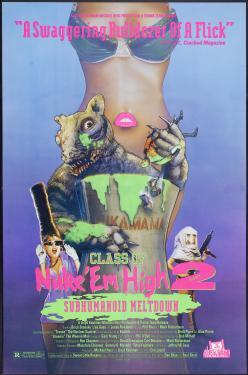 Class of Nuke 'Em High Part 2: Subhumanoid Meltdown