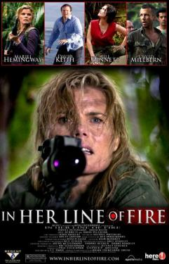 In Her Line of Fire