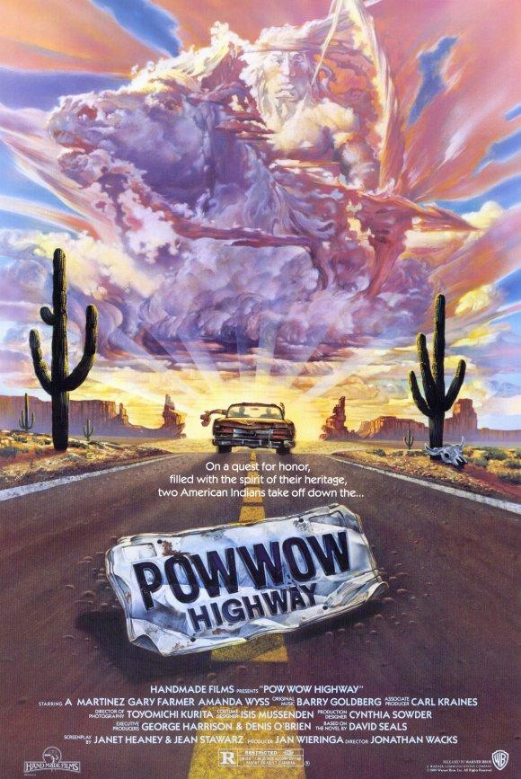an analysis of the movie powwow highway Conventionalism as a virtue: a study of powwow highway the 1989 independent film powwow highway uses the most films, film production, content analysis.