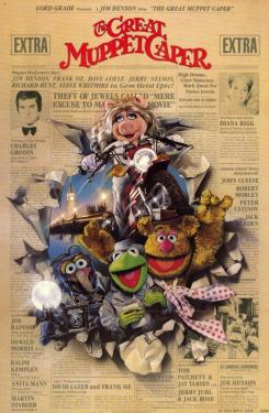 The Great Muppet Caper - A Family Favourites Presentation