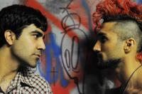 THE TAQWACORES, from left: Bobby Naderi, Dominic Rains, 2010. ©Strand Releasing