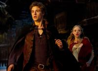 RED RIDING HOOD, from left: Max Irons, Amanda Seyfried, 2011. ph: Kimberly French/©Warner Bros.