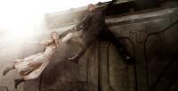 PRIEST, l-r: Lily Collins, Paul Bettany, 2011, ph: Scott Garfield/©Screen Gems