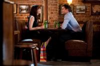 SOMETHING BORROWED, l-r: Ginnifer Goodwin, Colin Egglesfield, 2011, ph: David Lee/©Warner Bros. Pictures