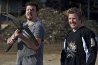 30 MINUTES OR LESS, (aka THIRTY MINUTES OR LESS), from left: Danny McBride, Nick Swardson, 2011. ph: Wilson Webb/©Columbia Pictures