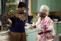 MADEA'S BIG HAPPY FAMILY, l-r: Loretta Devine, Cassi Davis, 2011, ph: Quantrell Colbert/©Lions Gate Films