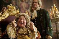 PIRATES OF THE CARIBBEAN: ON STRANGER TIDES, Richard Griffiths (front), Anton Lesser (right), 2011. ph: Peter Mountain/©Walt Disney Pictures