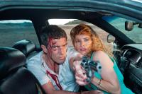 THE BIG BANG, from left: Antonio Banderas, Sienna Guillory, 2011. ©Anchor Bay Films