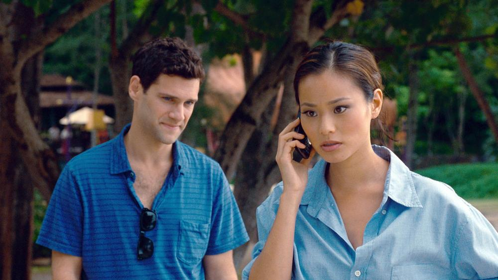 THE HANGOVER PART II, from left: Justin Bartha, Jamie Chung, 2011. ©Warner Bros. Pictures