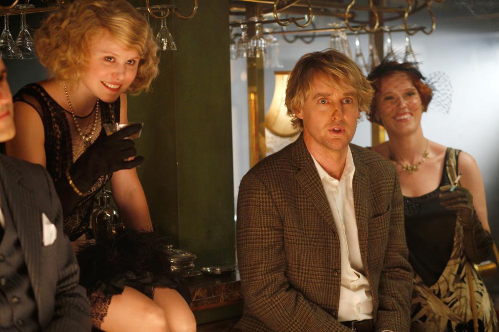 MIDNIGHT IN PARIS, l-r: Alison Pill (as Zelda Fitzgerald), Owen Wilson, 2011, ph: Roger Arpajou/©Sony Pictures Classics