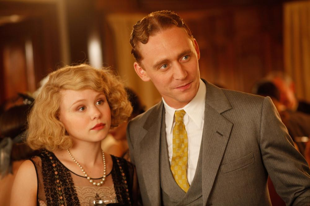 MIDNIGHT IN PARIS, l-r: Alison Pill (as Zelda Fitzgerald), Tom Hiddleston (as F. Scott Fitzgerald), 2011, ph: Roger Arpajou/©Sony Pictures Classics