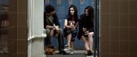 THE MYTH OF THE AMERICAN SLEEPOVER, from left: Brett Jacobsen, Jade Ramsey, Nikita Ramsey, 2010. ©IFC Films