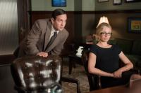 BAD TEACHER, from left: Thomas Lennon, Cameron Diaz, 2011. Ph: Gemma LaMana/©Columbia PictureS