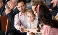 SARAH'S KEY, (aka ELLE S'APPELAIT SARAH), Arben Bajraktaraj  (front left), Melusine Mayance (young girl), 2010, ©The Weinstein Company