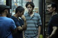 GUN HILL ROAD, Esai Morales, Felix Solis, 2011. ph: Mykwain A. Gainey/©Motion Film Group