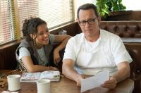 LARRY CROWNE, from left: Gugu Mbatha-Raw, Tom Hanks, 2011. ph: Bruce Talamon/©Universal Pictures