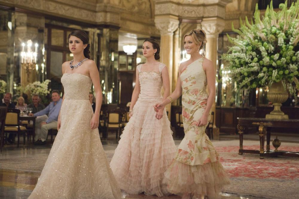MONTE CARLO, from left: Selena Gomez, Leighton Meester, Katie Cassidy, 2011. ph: Larry Horricks/©Fox 2000 Pictures/TM and Copyright 20th Century Fox Film Corp./All rights reserved.