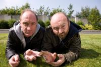 HAPPY EVER AFTERS, from left: Michael McElhatton, David Pearse, 2009. ©Buena Vista International