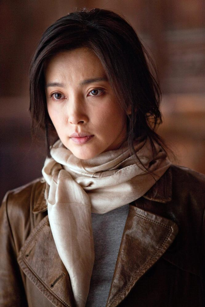 SNOW FLOWER AND THE SECRET FAN, LI Bingbing, 2011. TM and Copyright ©20th Century Fox Film Corp. All rights reserved.
