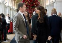 THE SMURFS, from left: Neil Patrick Harris, Sofia Vergara, 2011. Ph: K.C. Bailey/©Columbia Pictures