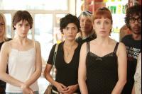 BEAUTIFUL LIES, (aka DE VRAIS MENSONGES), from left: Judith Chemla, Audrey Tautou, Stephanie Lagarde, 2010. ©Pathe