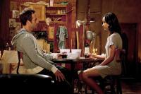 "Michael Vartan as ""Danny Delaney"" and Zoe Saldana as ""Cataleya"" in Columbia Pictures' COLOMBIANA."