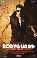 BODYGUARD, Salman Khan on Indian poster art in English, 2011, ©Reliance Entertainment