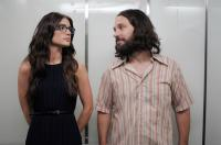 OUR IDIOT BROTHER, (aka MY IDIOT BROTHER), from left: Janet Montgomery, Paul Rudd, 2011. ph: Nicole Rivelli/©Weinstein Company