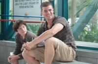 DOLPHIN TALE, from left: Nathan Gamble, Austin Stowell, 2011. ph: Jon Farmer/©Warner Bros. Pictures