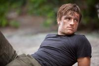 THE HUNGER GAMES, Josh Hutcherson, 2012. ph: Murray Close/©Lionsgate