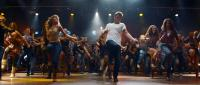 FOOTLOOSE, l-r: Julianne Hough, Kenny Wormald, Ziah Colon, 2011, ph: K.C. Bailey/©Paramount Pictures