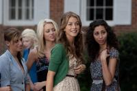 FOOTLOOSE, front, from left: Julianne Hough, Ziah Colon, 2011. ph: KC Bailey/©Paramount