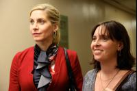 ANSWERS TO NOTHING, from left: Elizabeth Mitchell, Miranda Bailey, 2011. ph: David Jones/©Roadside Attractions