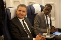 JOHNNY ENGLISH REBORN, from left: Rowan Atkinson, Daniel Kaluuya, 2011, ph: Giles Keyte/©Universal Pictures