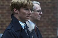 TINKER TAILOR SOLDIER SPY, from left: Benedict Cumberbatch, Gary Oldman, 2011. ph: Jack English/©Focus Features
