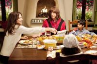 JACK AND JILL, 2011. Adam Sandler, Katie Holmes, Rohan Chand. Ph: Tracy Bennett ©Columbia Pictures