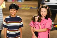 JACK AND JILL, 2011. Rohan Chand, Elodie Tougne. Ph: Tracy Bennett ©Columbia Pictures